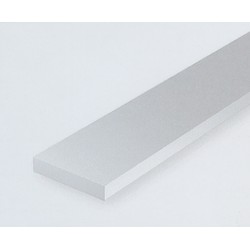 Polystyrol Vierkant 60 cm 1,0 x 2,0 mm 1 Stk_593