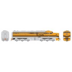 HO PA-1 D&RGW # 600A DC Version_59391