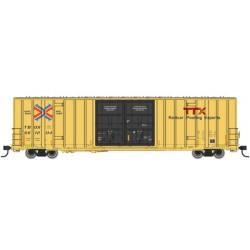 HO 60' High-Cube Plate F Boxcar TTX 662101_59567