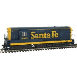 HO FM H16-44 Santa Fe 3013_59588