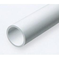 Polystyrol Rohr 60 cm DM: 4.0 - Innen 2.5mm 1Stk_596