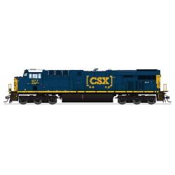 HO GE ES44AC, CSX 977, DC/DCC/Sou/Sm_59625