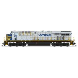HO GE ES44AC, CREX 1206, DC/DCC/Sou/Sm_59628