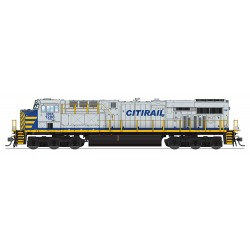 HO GE ES44AC, CREX 1214, DC/DCC/Sou/Sm_59644