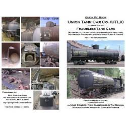 9-UTLX-ftc UTLX Frameless Tank Car_59672
