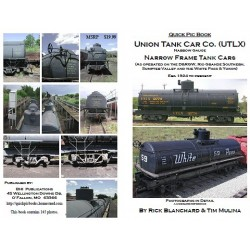 9-UTLX-ngtc UTLX Narrow Frame Tank Car_59673