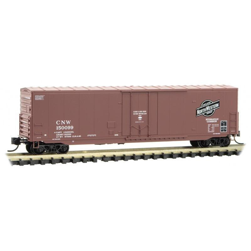 N 50' Std Box Car,  C&NW 150099_59717