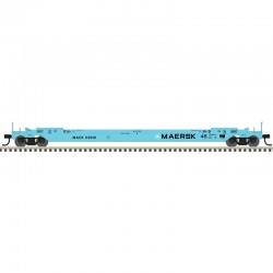 HO 48 All purpose well car Maersk 110034_59733