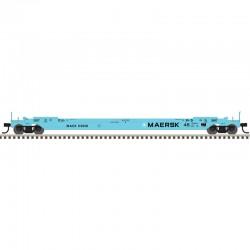 HO 48 All purpose well car Maersk 110049_59734