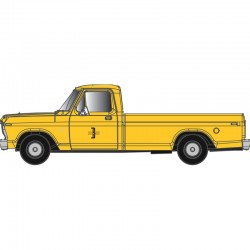 N Ford F-100 pick up Boston & Maine_59765