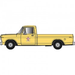 N Ford F-100 pick up Erie Lackawanna_59767