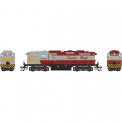 HO GP9 Southern Pacific Commute  3007 DCC_59864