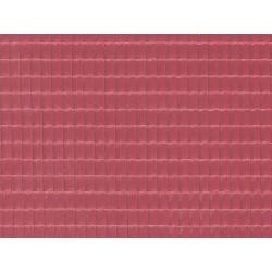 HO Flachdachpfanne Kunststoff 21,8 x11,9cm_59933