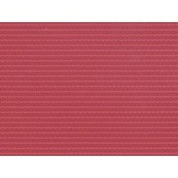 HO Biberschwanz Ziegel aus Kunststoff 14,9 x10,9cm_59958