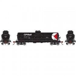 HO Single Dome Tank Car (1) CP Rail 400119_60180
