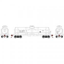 HO Single Dome Tank Car (1) Santa Fe 98340_60186