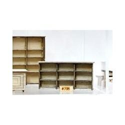 O short Shelf Unit / kurzes Gestell_60228