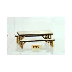 O Mess Hall Table and Bench Set_60230