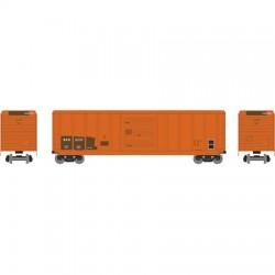 HO PS 5344 box car Bangor & Aroostook 5282_60269
