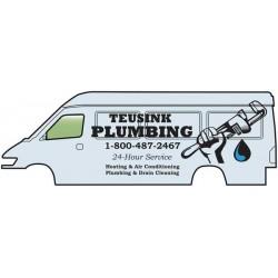 HO Service + Delivery Van - Teusink Plumbing_60356