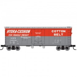 HO 40' Plug Door box car Cotton Belt 30047_60384