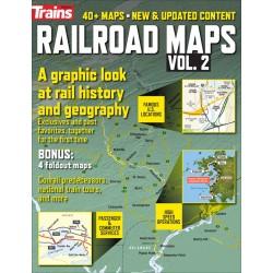 Trains Special Railroad Maps Vol. 2_60390