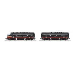 N EMD F7 A/B Southern Pacific Black Wid 6325/8209_60405