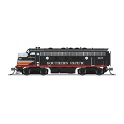 N EMD 73 A Southern Pacific Black Widow 6315_60411