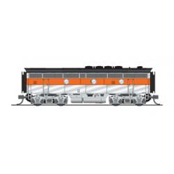 N EMD F3 B Western Pacific 801B_60415