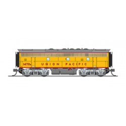 N EMD F7 B Union Pacific 1474C_60421