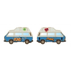 N VW T3 Westfalia Camper Graffiti_60439