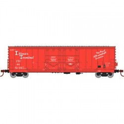 HO 50' Evans dbl plug door box car ITC 912_60582