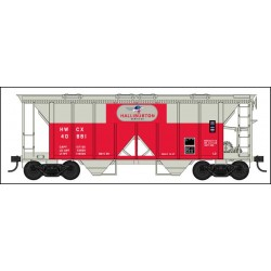 HO 70t 2 bay cov hopper Halliburton 40881_60633