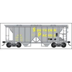 HO 70t 2 bay cov hopper Southern Pacific 400298_60639