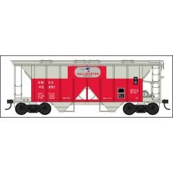 HO 70t 2 bay cov hopper Halliburton 40986_60650