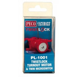 HO Twistlock Weichenmotor für Z bis O + Microswitc_60735