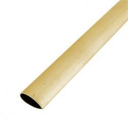 Messing Streamline 6,5 x 3,3 x 300mm WS 0,2mm_60769