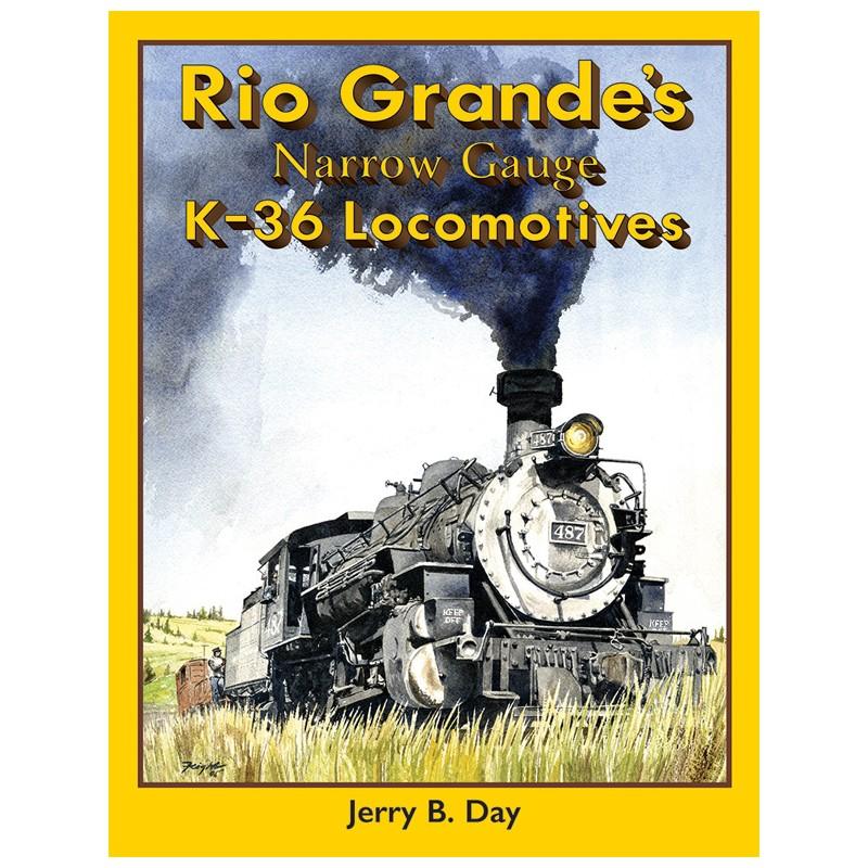 Rio Grande K-36 Locomotives_60845