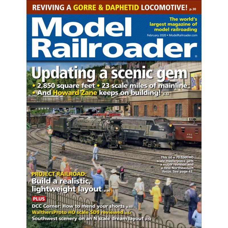 Model Railroader Februar 2020_60901