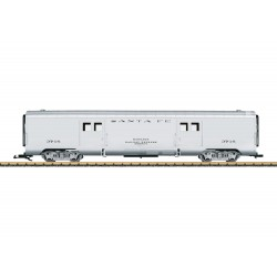 G Santa Fe Baggage Car_61053