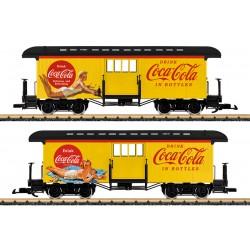G Coca-Cola Gepäckwagen_61077
