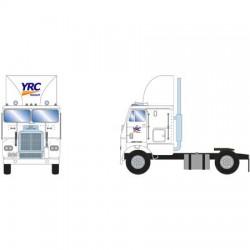 HO Freightliner Truck w/2 Axle, YRC_61132