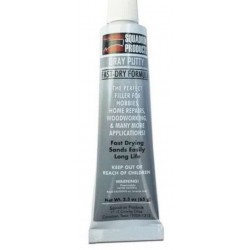 Squadron Gray Putty 2.3 oz tube_61220