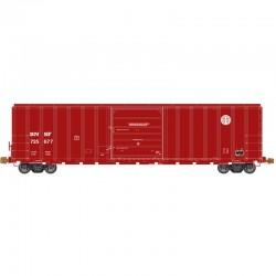 HO 5077 sgl door box car BNSF 725677_61563