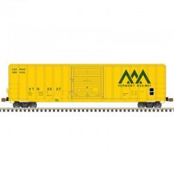 HO 5077 sgl door box car Vermont Railway 3501_61572