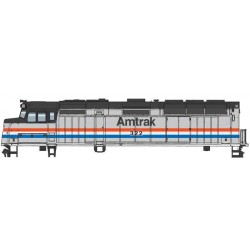HO EMD F40PH Amtrak PhIII 359 DCC-ESU_61613