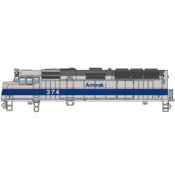 HO EMD F40PH Amtrak PhIV 393 DC_61630