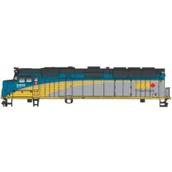 HO EMD F40PH VIA Canada Scheme 6400 DC_61636