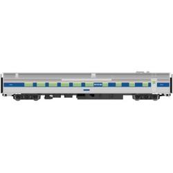 HO 85' Budd Pass Car Diner Amtrak PhIV_61646