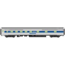 HO 85' Budd Pass Car 10-6 Sleeper Amtrak PhIV_61648